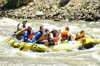 River Rafting the Colorado