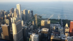 Sky Deck at the Willis Tower