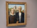 American Gothic at the Art Institute